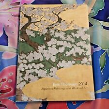 ERIK THOMPSON GALLERY 2014 JAPANESE PAINTINGS AND WORKS OF ART BOOK