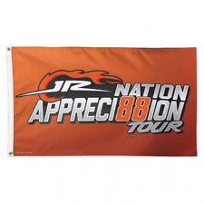 Jr Nation 3x5 Flag Dale Earnhardt Jr. #88 Brand New