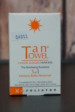 TanTowel X Foliator 5 pack Scrubs and Exfoliator E&D Resale
