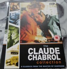 The Claude Chabrol Collection-box set-French World Cinema