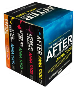 The Complete After Series Collection 7 Books  by Anna Todd