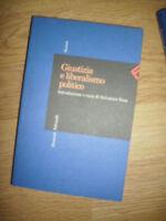 VECA - GIUSTIZIA E LIBERALISMO POLITICO - ED:FELTRINELLI - ANNO:1996 (LS)