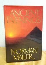 Signed Ancient Evenings Normal Mailer 1983 First Edition Naked Night Dream Time