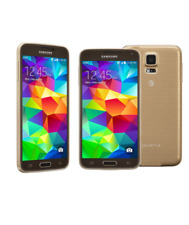 Samsung Galaxy S5 Unlocked 32gb SD Card Cracked Screen but Fully Functional