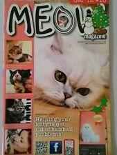MEOW MAGAZINE ~ DECEMBER 2012 #18
