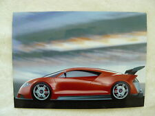S0051) Seat Cupra GT - Concept Car - Pressefoto Werk-Foto press photo 11.2003