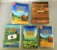 USED Nintendo Switch Stardew Valley Collector's Edition JAPAN import Japanese