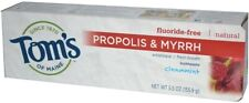 Propolis & Myrrh Toothpaste, Tom's of Maine, 5.5 oz Cinnamint