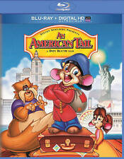 An American Tail (Blu-ray Disc, 2014, Includes Digital Copy UltraViolet)
