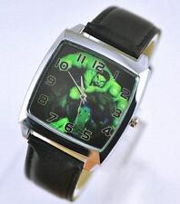 Marvel Super Hero HULK Steel Watch Wrist Fashion Boy Man ZW03