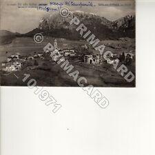 101971 BOLZANO 1950 FIE ALLO SCILIAR VOLS AM SCHLERN FOTO FRANZL