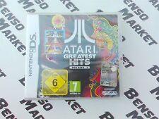 ATARI GREATEST HITM VOLUME 1 ARCADE NINTENDO DS 2DS 3DS PAL EUR NUOVO SIGILLATO