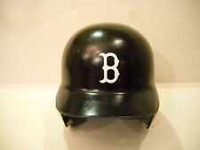 TWO BOSTON RED SOX BASEBALL HELMET VINYL STICKER DECAL BATTING HELMET DECAL
