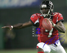 "Michael Vick NFL Philadelphia Eagles 10""x 8"" Great Signed Color PHOTO REPRINT"