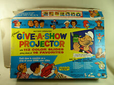 VINTAGE 1960~KENNER'S GIVE A SHOW PROJECTOR~BOX ONLY~                       C255