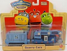 Chuggington Wooden Quarry Cars (Last One) DISCOUNTED