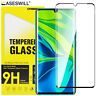 For Xiaomi Mi Note 10 Lite Caseswill 3D Curved Tempered Glass Screen Protector