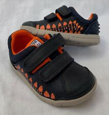 2b3fb8206216 Clarks Baby Boys' Shoes with Hook & Loop Fasteners for sale | eBay