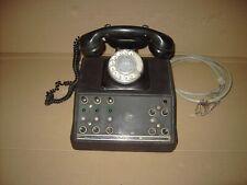 altes Telefon, Amtstelefon RFT 50er Jahre  DDR-Zeit Dachbodenfund, ungeprüft,