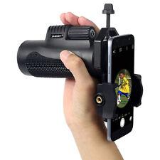 SV 10x42 Single Handheld Waterproof Monocular Telescope+Phone Mount Adapter AU!!