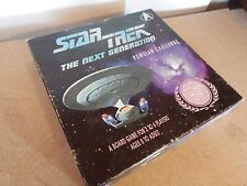 Star Trek The Next Generation Romulan challenge complete
