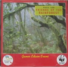 GOMER EDWIN EVANS - MUSIC FOR THE FRIENDS OF THE RAINFOREST - CD