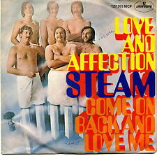 STEAM LOVE AND AFFECTION COME ON BACK AND LOVE ME VG EX-