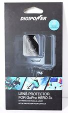 NEW Digipower Lp-gph3+  Lens Protector With 12 Clear Screens For GoPro Hero3+