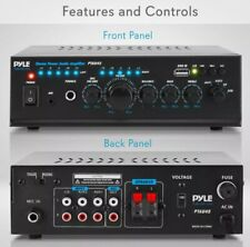 New listing 240W Compact Audio Stereo Power Amp Amplifier Home Theater System Usb Mp3 Player