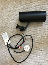 Kreon Holon 80 Black LED Spotlight Ceiling Down Light Adjustable