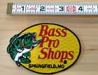 FISHING PATCH BASS PRO SHOPS PATCH 3 x 4 INCHES