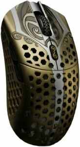 Finalmouse Starlight-12 Achilles Medium Gold Gaming Mouse LE / 2500 IN HAND