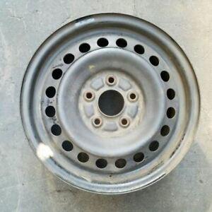 15'' BLACK Honda Accord 2003-2007 OEM Factory Original Steel Wheel Rim 63855
