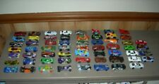 2014-2018 HOT WHEELS LOT OF 100 FOR $50 (GREAT VARIETY) WITH ONE TREASURE HUNT