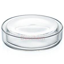 2pcs 35mmglass Petri Dishborosilicate Plate With Cover35cmlab Glassware