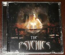 """The Psychics """"The Psychics"""" CD (Hard Rock) UK - Enhanced - SHAKRA CRYSTAL BALL"""