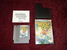 The Adventures of Bayou Billy Nintendo Entertainment System NES - COMPLETE Game