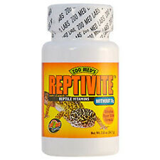 Reptivite without D3 2 Oz