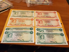 Bahamas dealer lot all 1965 $1 two of them are AU