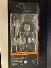 Star Wars Black Series The Mandalorian Beskar Armor 6 Inch Action Figure 6""