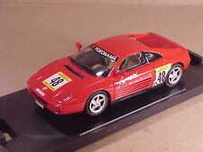 Bang 1/43 Scale Metal Model - 8007 Ferrari 348 Challenge 90' Red