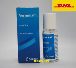 VERRUMAL Solution for effective removal of warts Therapeutic 13 mL