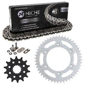 Sprocket Chain Set for KTM 200XC XC-W Husqvarna FC450 14/48 Tooth 520 O-Ring Kit