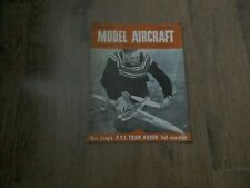 Model Aircraft - January 1963; Taifun Blizzard 2.47cc diesel test,full size plan