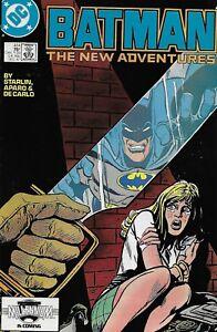 Batman Comic 414 Copper Age First Print 1987 Jim Starlin Aparo Mike DeCarlo DC