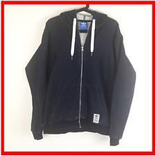 Adidas Hoody M Medium Hoodie Blue Jeans Like Navy Hooded Sweatshirt Top India