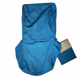World Market Anna Chair Slipcover Slip Cover Short Agean Open Box