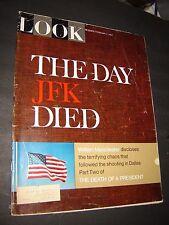 Look Magazine February 7, 1967 Day JFK Died
