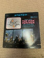 The Pink Panther And Other Hits Vinyl Lp Vg