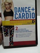 Dance+Cardio DVD